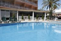"hotel ""Fortuna"" 4 stars at the price of 3*** <br> Lloret de Mar, Costa Brava<br> GP de Catalunya motogp"