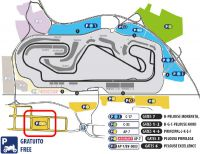 motogp tickets BUS Parking C <br /> Catalan motorcycle Grand Prix <br /> Circuit de Barcelona-Catalunya Montmelo
