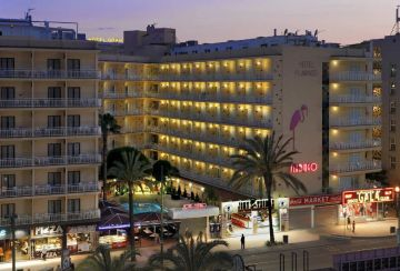 MotoGP Hotel Flamingo 4*<br>Lloret de Mar, Costa Brava<br>GP of Catalunya motogp