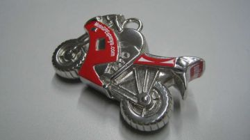 Exclusive USB motorbike pendrive