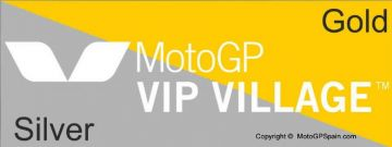 Junior Pass Gold&Silver <br> MotoGP VIP VILLAGE™ Barcelona