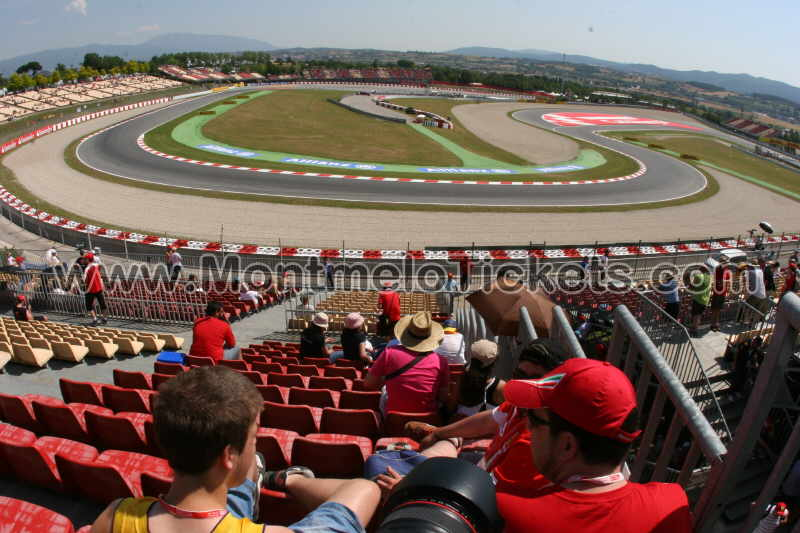 grandstand b circuit de catalunya tickets motogp spain. Black Bedroom Furniture Sets. Home Design Ideas