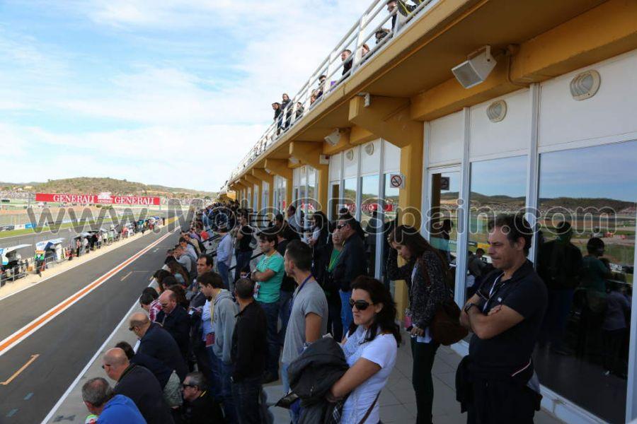 MotoGP Vip Hospitality Valencia - Tickets MotoGP Spain