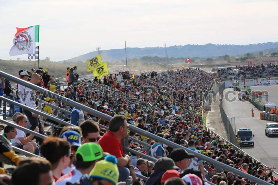 Ricardo Tormo Circuit of cheste - Tickets MotoGP Spain