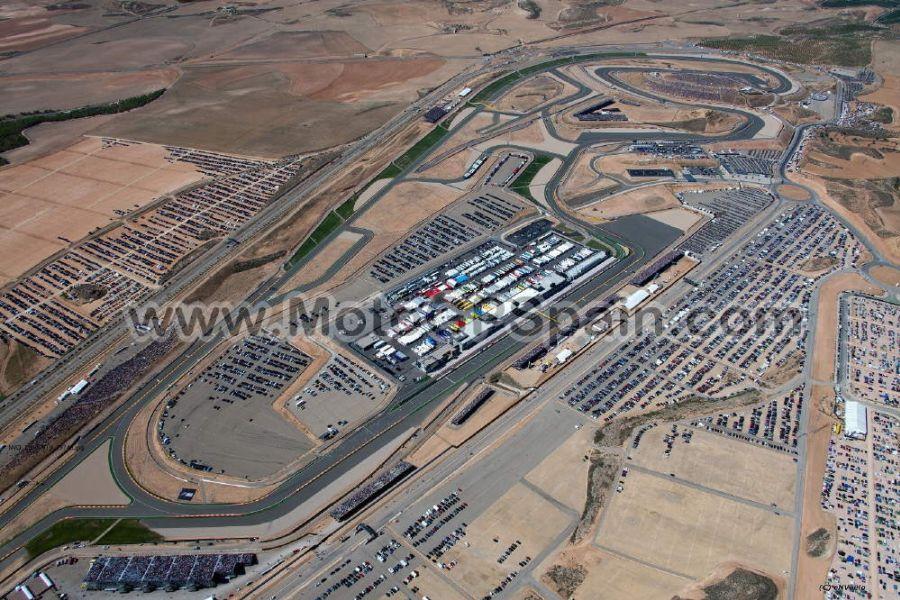 Motorland Circuit Aragon Tickets Motogp Spain