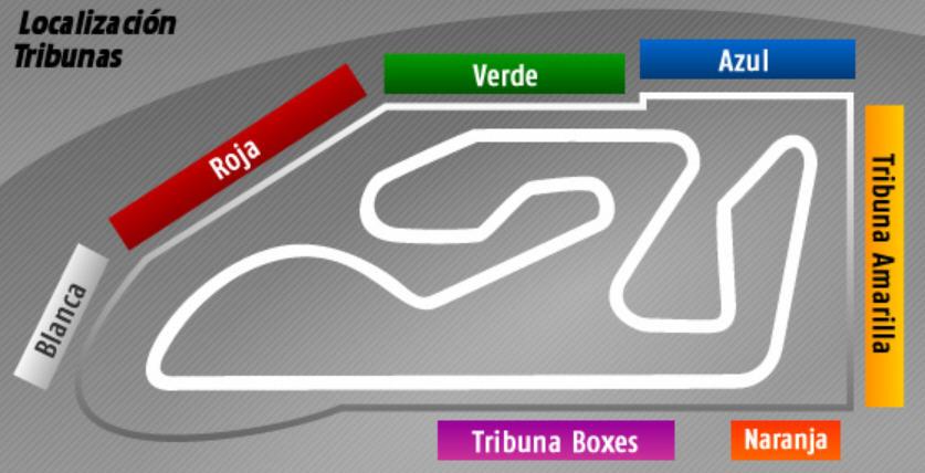Grandstand Boxes Moto GP Valencia - Tickets MotoGP Spain