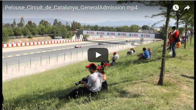 General Admission Montmelo
